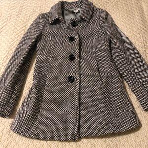 J. Crew Wool blend Pea Coat